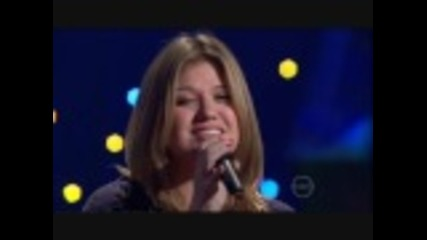 Kelly Clarkson - Run To You on Gnw