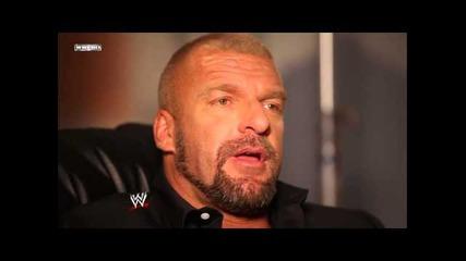 Triple H | Thy Kingdom Come - Extras