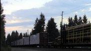 Товарен влак Bnsf 2076 (20.9.2013)