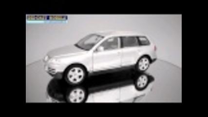Volkswagen Tuareg - Welly - 1:24