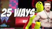 25 Ways To Hit The Brogue Kick!!!