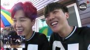 [bangtan Bomb] j-hope&jimin; Dope Music Video Reaction