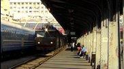 41-0823-9 на пътнически влак
