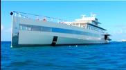 "Ever Seen Steve Jobs Megayacht ""venus""? Here it is in St Maarten, Caribbean"