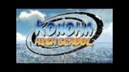 Naruto : Konoha High School Episode 2