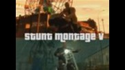 Gta 4 Stunt Montage V (machinima)