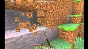 Minecraft 1.3.1 Survival Ep 5 - Летяща тераса