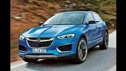 2016 Opel Zafira and Meriva to become Suvs