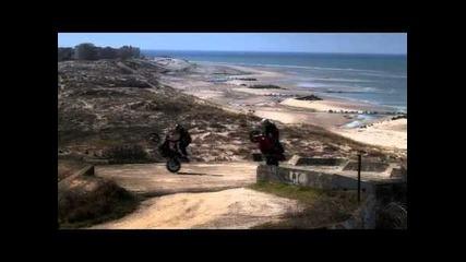 Jorian Ponomareff in the dvd of French Stunt Tour