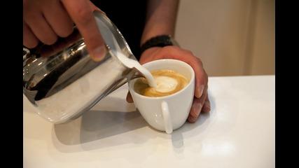 Как да си добавим мляко в чая