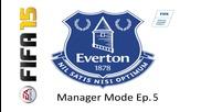 Продължаваме |everton Manager Mode| Ep.5