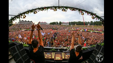 W&w - Live @ Tomorrowland 2015