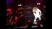 Airbourne - No way but the hard way (masters of rock 2011)