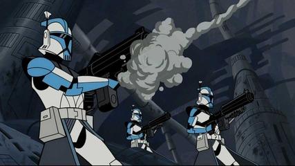 Star Wars: Clone Wars (the Original) част 7