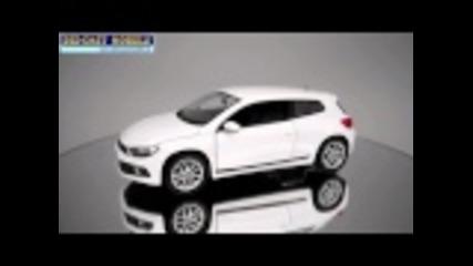 Volkswagen Scirocco - Welly - 1:24
