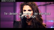 Selena Gomez - Write Your Name