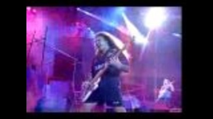 Iron Maiden - Brave New World (live 2001 Rock in Roll)