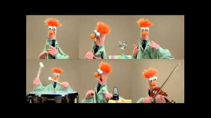 Muppets - Mimi (shock)