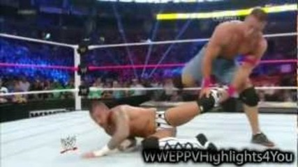 Wwe Night Of Champions 2012 Highlights [hd]