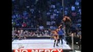 Wwe No Mercy 2003 - The Undertaker vs Brock Lesnar - Part 1/2