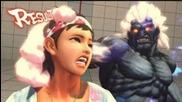 Eita [oni] vs udqn [sakura] - Bullcat [gouken] vs Marukomu [adon] Ssf4 Ae