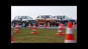Mercedes Gla vs. Audi Q3 vs. Bmw X1 Auto Bild Tv Auto Bild Tv