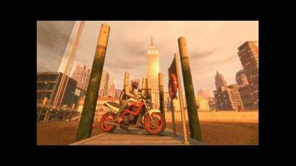 Gta 4 - Amazing Bike Stunts