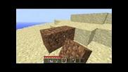 Minecraft - На Самотен Остров Ден 1