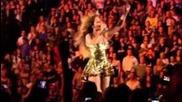 Beyonce - I am World tour live 2001