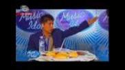 Много смях с Марин и Мустафа Music Idol 3