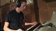 Faithless - Insomnia on keyboard