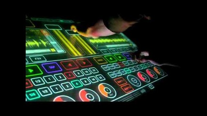 Touch Screen Dj Console
