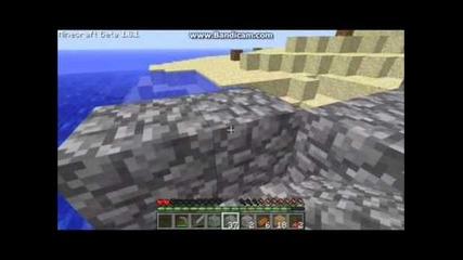 Minecraft Bulgarian Survival Island Ep 4