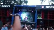 Skiller Live @ Hmsu Open Air Zaimov 06.07.2012