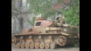 Танкове заровени в България - Panzer Wrecks in Bulgaria