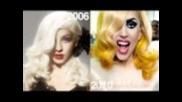 Christina Aguilera vs. Lady Gaga