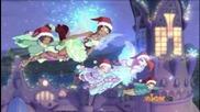Winx Club: A Magix Christmas New Song! Hd!