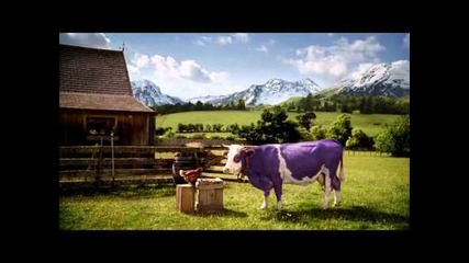Milka Dare to be Tender