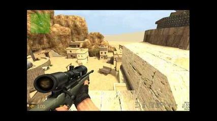 Counter-strike Source Secrets zm_desprerados_a1