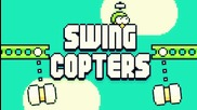 Swing Copters - Sony Xperia Z2 Gameplay