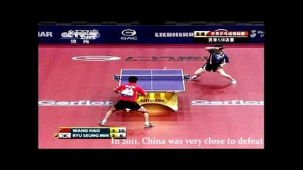Table Tennis - London 2012 Trailer