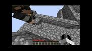 Minecraft Skyblock Survival w/miniminer678 ep.2
