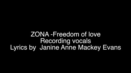 Зона - Freedom of love