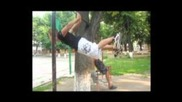 Street Fitnes Plovdiv