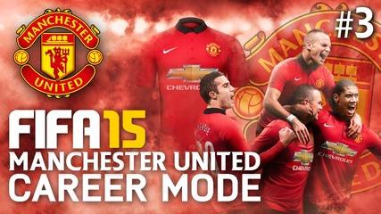 Fifa 15   Manchester United Career Mode - The Return Of Ronaldo? #3