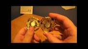 Beyblade Metal Masters: Hades Kerbecs Bd145ds Unboxing & Review!