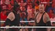 The Undertaker Comeback