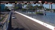 Indycar 2015. Round 1. St. Petersburg. Race [part 2/2]