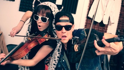 Thrift Shop - Lindsey Stirling & Tyler Ward