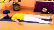 Yogastunde bei Essst